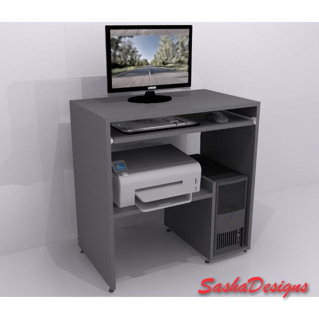 Mesa para Pc Gris Sombra U963 ST9